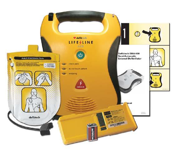 elettrica defibrillatore